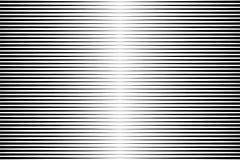Modèle simple noir et blanc Effet de la lumière Fond de gradient avec la ligne Conception tramée Photos stock