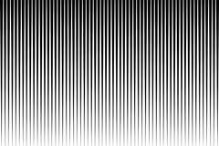 Modèle simple noir et blanc Effet de la lumière Fond de gradient avec la ligne Conception tramée Images stock