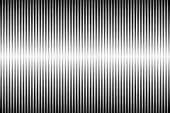Modèle simple noir et blanc Effet de la lumière Fond de gradient avec la ligne Conception tramée Image libre de droits