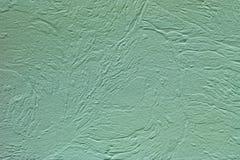 Modèle structurel grunge vert de plâtre Photo stock