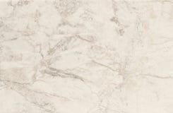 Modèle sur la texture et les milieux de marbre blancs de plancher Photographie stock libre de droits