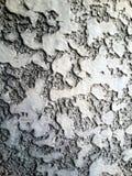 Modèle sur le mur de plâtre Photo libre de droits