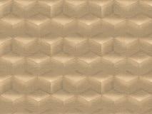 Modèle texturisé de place sans couture Image stock