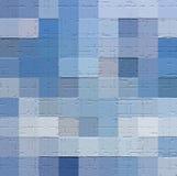 Modèle texturisé de tuile de gris bleu illustration libre de droits