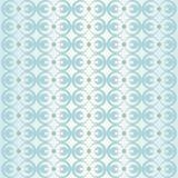 Modèle texturisé de vecteur abstrait de cercle Images stock