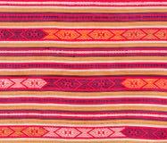 Modèle thaïlandais de sarongs Image stock