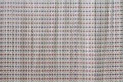 modèle thaïlandais Rouge-bleu de tapis Images stock