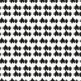 Modèle tissé sans couture de trellis de rayures texture élégante moderne Répétition du fond abstrait avec des lignes d'entrelacem illustration libre de droits