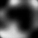 Modèle tramé de gradation/gradient, pointi géométrique abstrait Photos libres de droits