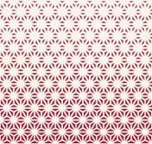modèle tramé de graphique de triangle de la géométrie sacrée Images libres de droits