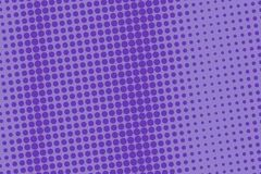 Modèle tramé violet Gradient de Digital Panneau futuriste abstrait pour des sites Web, bannière dans le style de bruit-art, bande illustration stock