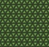 Modèle triangulaire sans couture Images stock