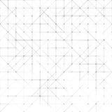 Modèle triangulaire simple illustration libre de droits