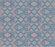 Modèle tribal ethnique Image libre de droits