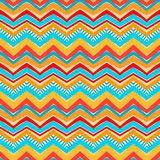 Modèle tribal multicolore - 2 Images libres de droits