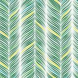 Modèle tropical sans couture 2 Photos stock