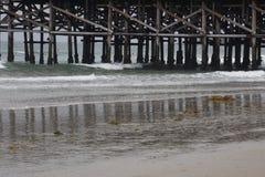 Modèles à la plage photos libres de droits