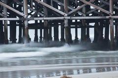 Modèles à la plage image libre de droits