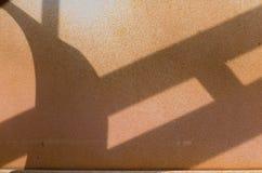 Modèles abstraits d'ombre Images stock