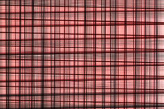 Modèles abstraits de plaid Images stock