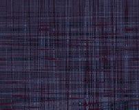 Modèles abstraits de tissu avec la rétro texture toned illustration de vecteur