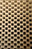 Modèles dans les bâtiments Image stock