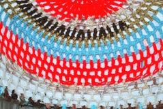 Modèles de crochet Images libres de droits