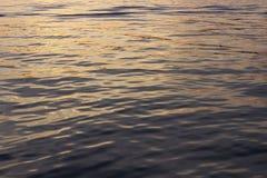 Modèles de l'eau Photo stock