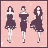 Modèles de mode Photo libre de droits