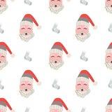Modèles de Noël dans le style scandinave pour vos conceptions, copies et décoration Images libres de droits
