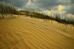 Modèles de sable Photographie stock