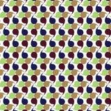 Modèles de tissu Image stock