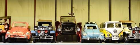Modèles de voitures Photographie stock libre de droits