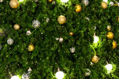 Modèles et milieux des vacances de Noël image libre de droits
