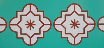 Modèles géométriques de forme pour le fond Photographie stock