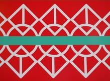 Modèles géométriques de forme pour le fond Photos stock