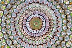 Modèles géométriques islamiques photo stock
