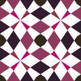 Modèles géométriques sans couture abstraits Kaléidoscope sans couture Images libres de droits