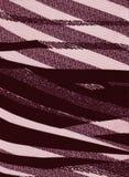 Modèles graphiques noirs et blancs de textile Photographie stock