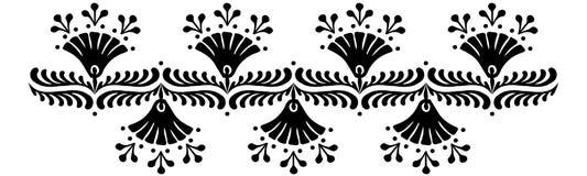 Modèles hongrois de motifs Photographie stock libre de droits