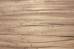 Modèles naturels de sable en plage photo stock