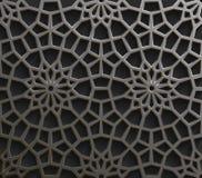 Modèles orientaux islamiques, collection géométrique arabe sans couture d'ornement Fond musulman traditionnel de vecteur est Photo stock