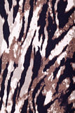 Modèles sur le tissu Images stock