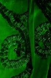 Modèles Vert Dégagez, mais souple, parce qu'il a un Wei plus léger Images stock
