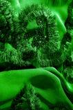 Modèles Vert Dégagez, mais souple, parce qu'il a un Wei plus léger Photos stock