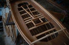 Modélisation de bateau Photographie stock libre de droits