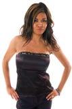 mod 2 formalnej kobieta Zdjęcie Royalty Free