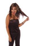 mod 6 formalnej kobieta Obrazy Royalty Free