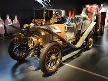 Mod d'Itala 35/45 HP chez Museo Nazionale dell'Automobile Photo stock