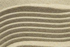 Mod?le de sable images stock